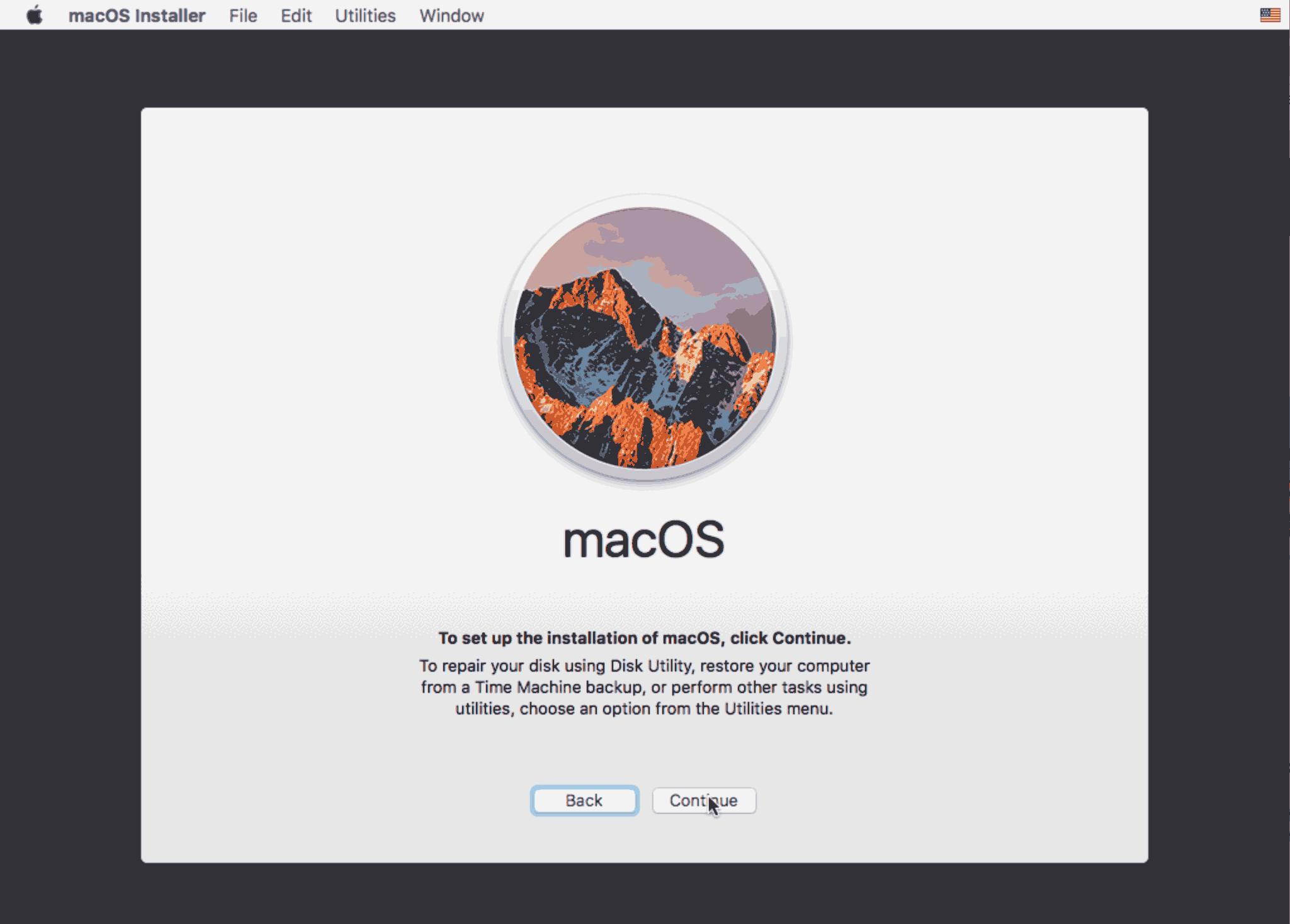 Installing macOS Sierra on Proxmox 4 4 / QEMU 2 7 1