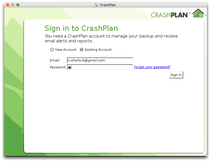 Creating a CrashPlan container on Proxmox to back up your