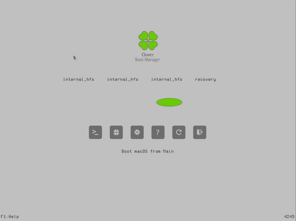 Installing macOS High Sierra on Proxmox 5 – Nicholas Sherlock